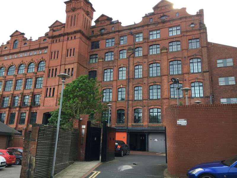 2 Bedrooms Apartment Flat for sale in The Turnbull, Queens Lane, Newcastle upon Tyne, Tyne and Wear, NE1 1NA