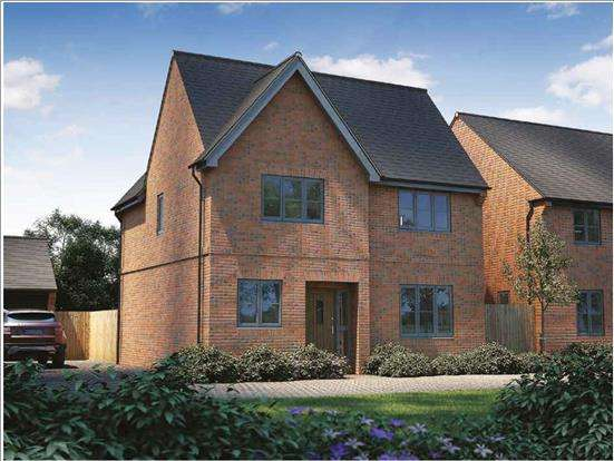3 Bedrooms Detached House for sale in Plot 5, Birch House, Chartist Edge, Staunton, GLOS, GL19 3RT