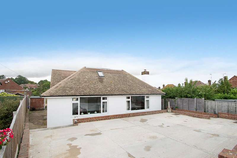 5 Bedrooms Detached House for sale in Friston Avenue, Eastbourne