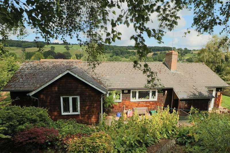 3 Bedrooms Detached Bungalow for sale in Napping Lane, Longhope