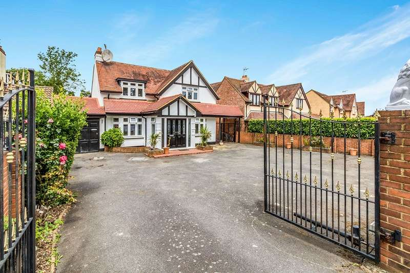 5 Bedrooms Detached House for sale in Maidstone Road, Chatham, Kent, ME4