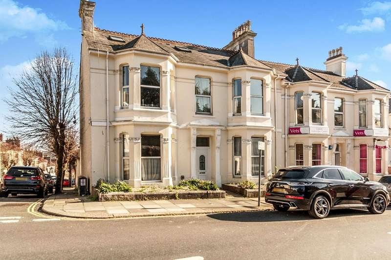 11 Bedrooms End Of Terrace House for sale in Lipson Road, Lipson, Plymouth, PL4