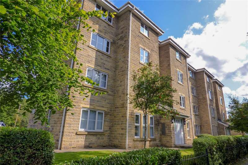 2 Bedrooms Apartment Flat for sale in Border Mill Fold, Mossley, OL5