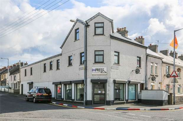 2 Bedrooms Flat for sale in Newington Avenue, Larne, County Antrim
