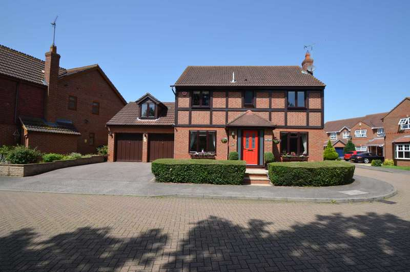 5 Bedrooms Detached House for sale in Middleton