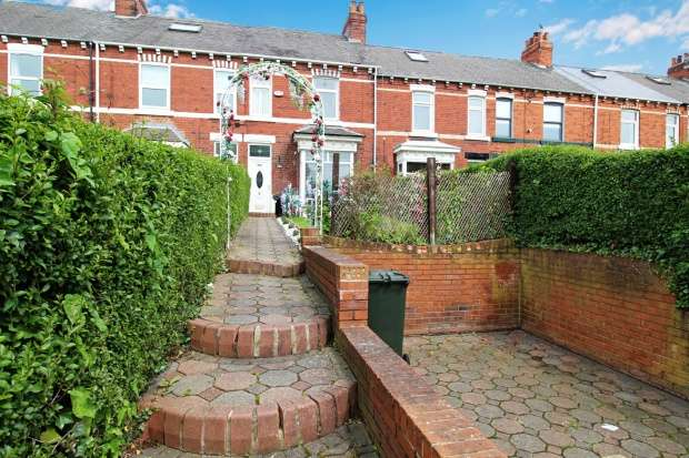 3 Bedrooms Terraced House for sale in Church Lane, Middlesbrough, Cleveland, TS6 9QR