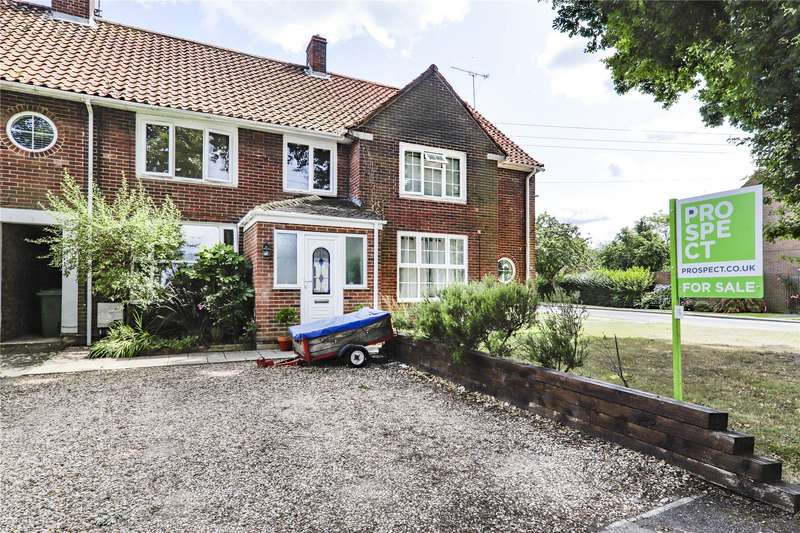 3 Bedrooms Terraced House for sale in Stoney Road, Bracknell, Berkshire, RG42
