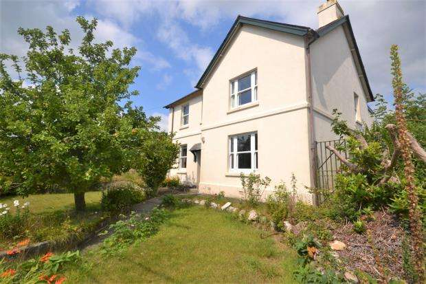 5 Bedrooms Detached House for sale in Maders, Callington, Cornwall