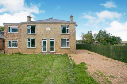 3 Bedrooms Semi Detached House for sale in Earith Bridge, Earith, Huntingdon