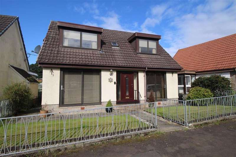 3 Bedrooms Detached House for sale in Lomond Road, Wemyss Bay