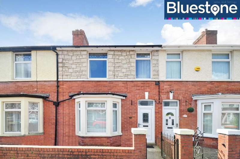 3 Bedrooms Terraced House for sale in Park Avenue, Rogerstone
