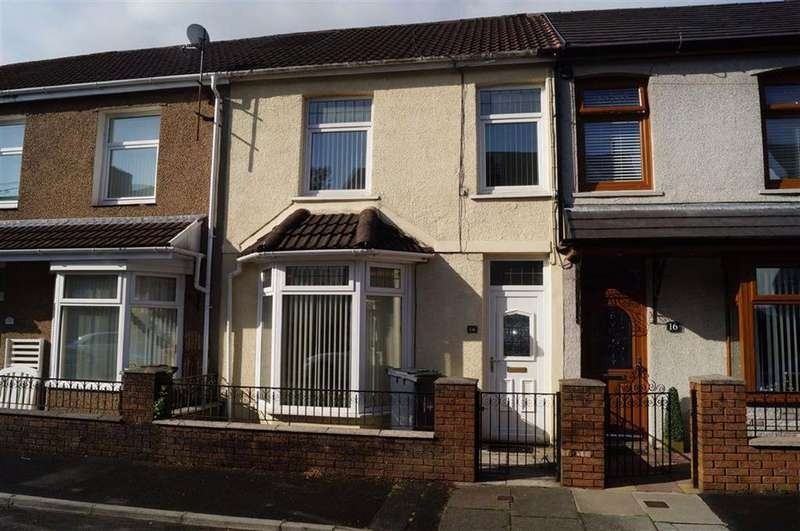 3 Bedrooms Terraced House for sale in Fife Street, Abercynon