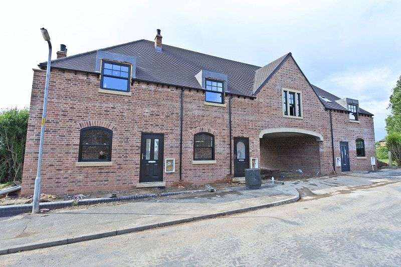 3 Bedrooms Property for sale in Redfern Court, Carlisle