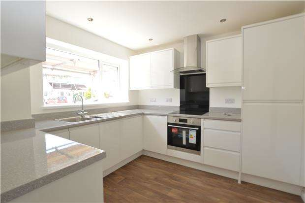 3 Bedrooms End Of Terrace House for sale in Madison Close, Yate, BRISTOL, BS37 5EZ