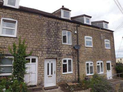4 Bedrooms Terraced House for sale in Fortfields, Dursley, Gloucestershire, N/A