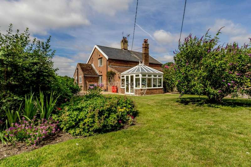 2 Bedrooms Semi Detached House for sale in Shingham, Swaffham