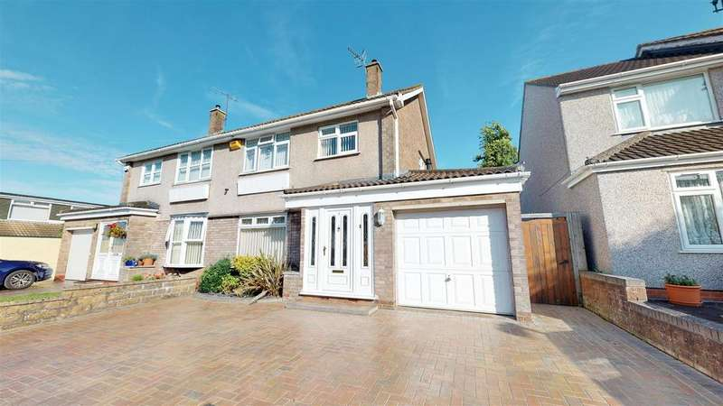 3 Bedrooms Semi Detached House for sale in Old Acre Road, Whitchurch, Bristol