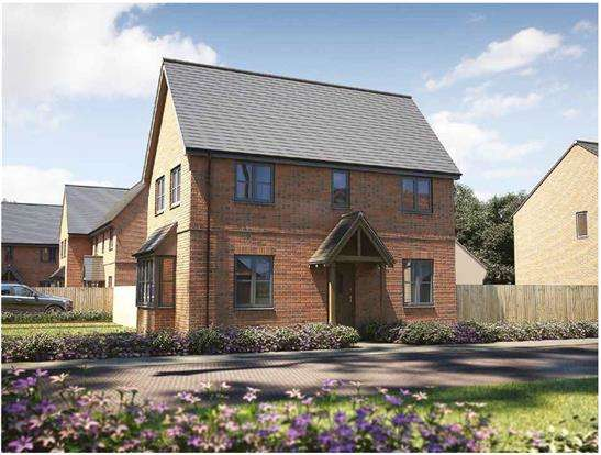 3 Bedrooms Detached House for sale in Plot 14, Ash House, Chartist Edge, Staunton, GLOS, GL19 3RT