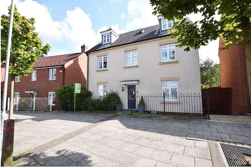 5 Bedrooms Detached House for sale in Harrier Way, Jennett's Park, Bracknell, Berkshire, RG12
