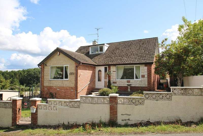 3 Bedrooms Detached Bungalow for sale in Highfield Road, Bream, Lydney, GL15