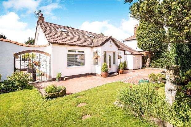 4 Bedrooms Detached Bungalow for sale in Chester High Road, Burton, Neston