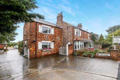 8 Bedrooms Semi Detached House for sale in Fifth Milestone Cottage, Dunnington, York, North Yorkshire