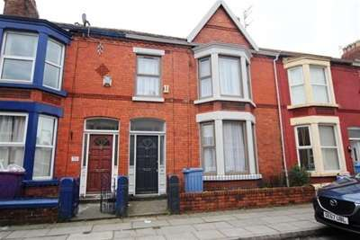 5 Bedrooms House for rent in Ramilies Road, L18