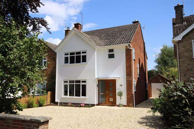 4 Bedrooms Detached House for sale in Leckhampton Road, Leckhampton, Cheltenham, GL53