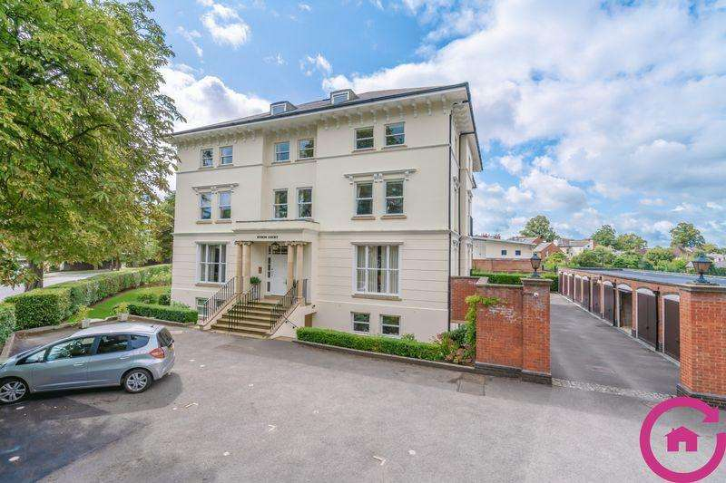 2 Bedrooms Apartment Flat for sale in Pittville Circus Road, Cheltenham