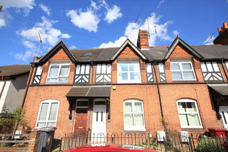 3 Bedrooms Terraced House for sale in De Beauvoir Road, Reading, RG1