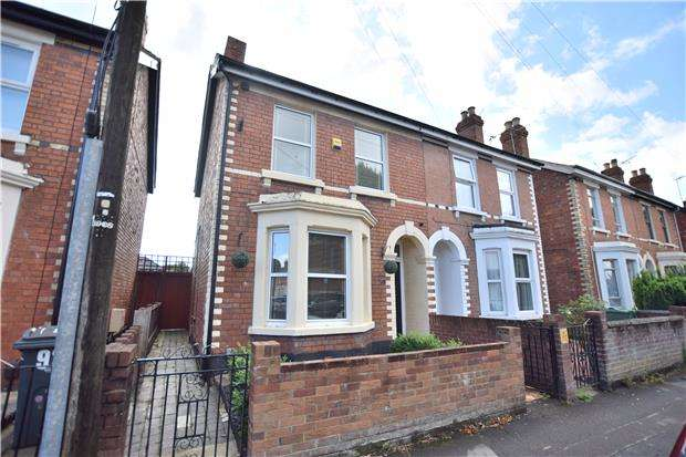 3 Bedrooms Semi Detached House for sale in Seymour Road, GLOUCESTER, GL1 5PT