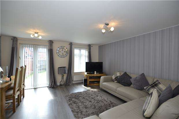 3 Bedrooms Terraced House for sale in Blandamour Way, BRISTOL, BS10 6WE