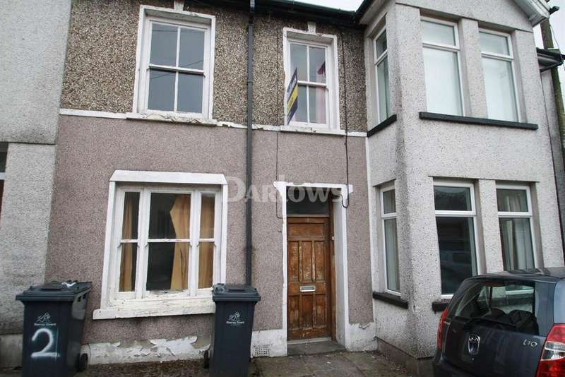 2 Bedrooms Terraced House for sale in Radford Terrace, Beaufort, Ebbw Vale, Gwent