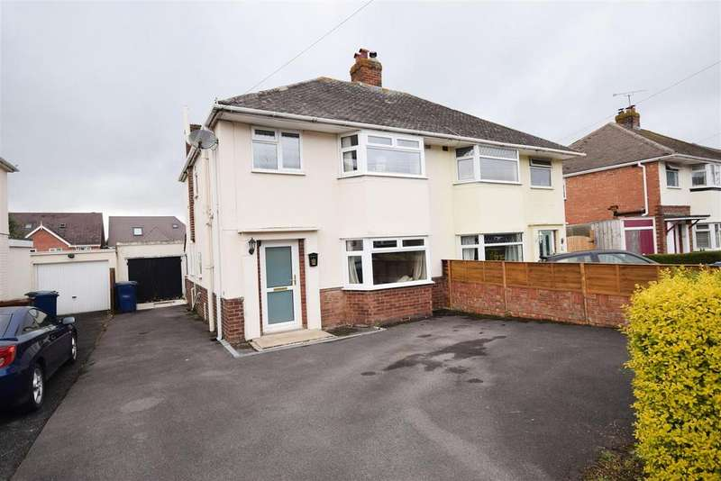 3 Bedrooms Semi Detached House for sale in Winston Road, Churchdown, Gloucester