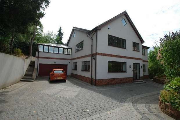 5 Bedrooms Detached House for rent in Church Road, Stoke Bishop, Bristol