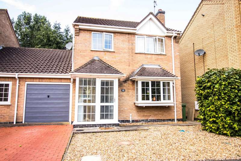 3 Bedrooms House for sale in Barnes Way, Whittlesey, PE7