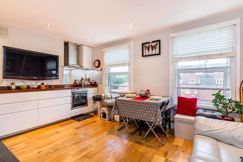 2 Bedrooms Flat for sale in Croydon Road, Penge, SE20