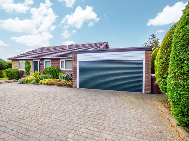 3 Bedrooms Bungalow for sale in Nedderton, Nedderton Village, Bedlington, Northumberland, NE22 6AU