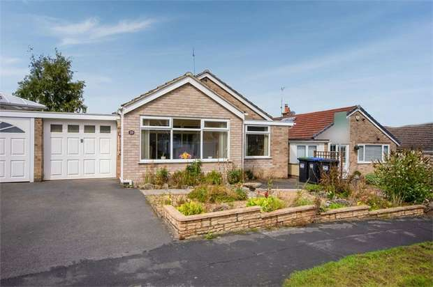 2 Bedrooms Terraced Bungalow for sale in Greenway, Hulland Ward, Ashbourne, Derbyshire