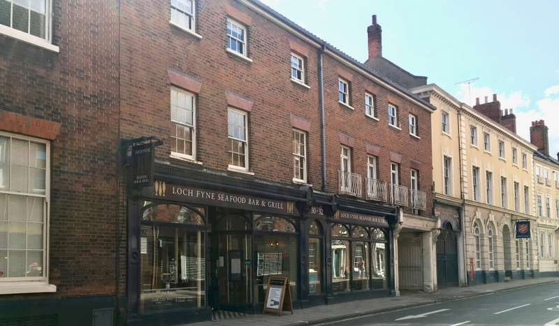 4 Bedrooms Restaurant Commercial for sale in St. Giles Street, Norwich, Norfolk, NR2 1LL