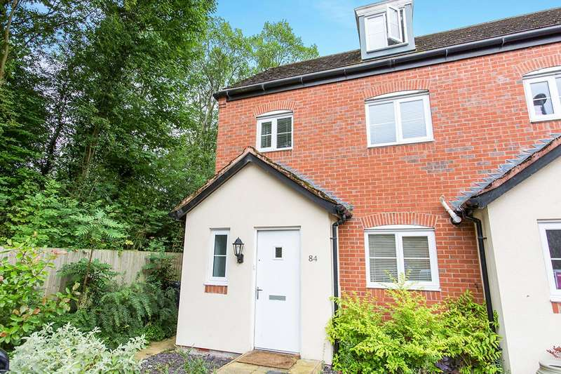 3 Bedrooms End Of Terrace House for sale in Bath Vale, Congleton, Cheshire, CW12