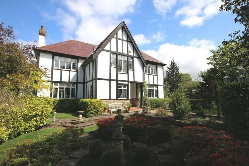 4 Bedrooms Detached House for sale in Gainsborough Road, Birkdale, Southport