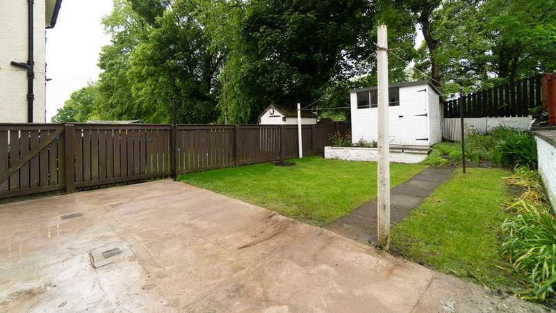 2 Bedrooms Terraced House for sale in Quarry Drive, Kilmacolm, PA13