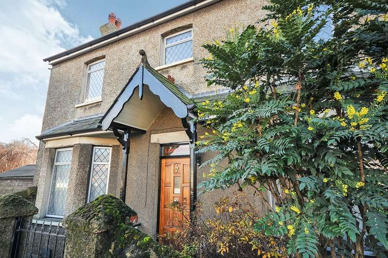 2 Bedrooms Semi Detached House for sale in London Road, Swanley, Kent, BR8