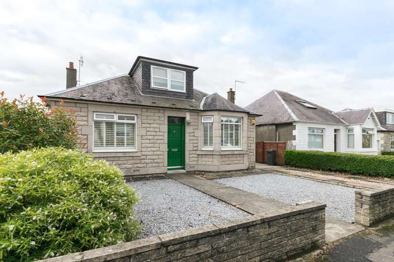 3 Bedrooms Detached Bungalow for sale in Hillview Road, Corstorphine, Edinburgh, EH12