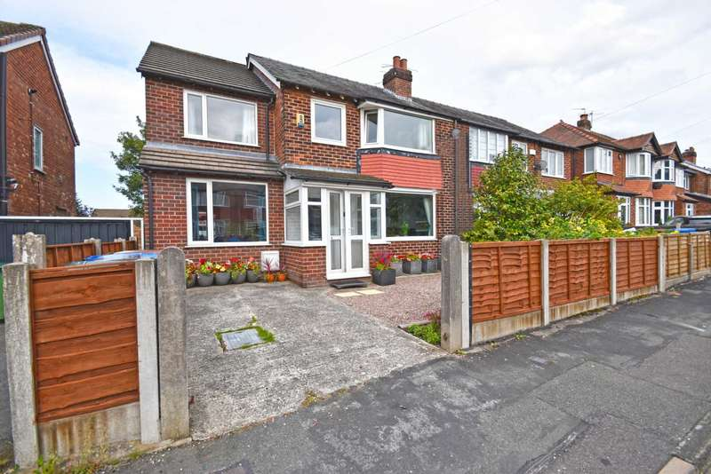 5 Bedrooms Semi Detached House for sale in Newlands Avenue, Cheadle - OPEN DAY SATURDAY 24TH SEPTEMBER - CALL TO BOOK YOUR SLOT