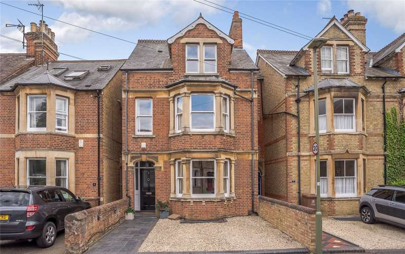 4 Bedrooms Detached House for sale in Thorncliffe Road, Oxford, OX2