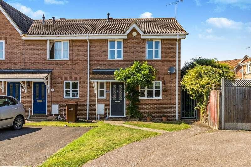 3 Bedrooms End Of Terrace House for sale in Shorefields, Rainham, Gillingham, Kent, ME8