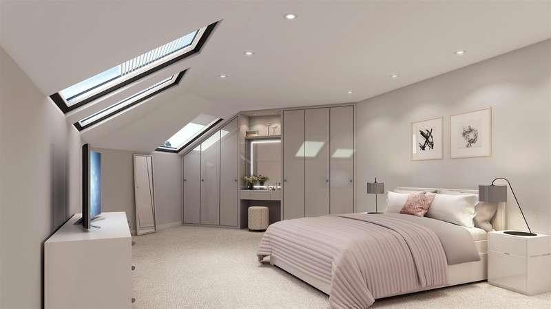 4 Bedrooms Apartment Flat for sale in Hampton Street, Birmingham