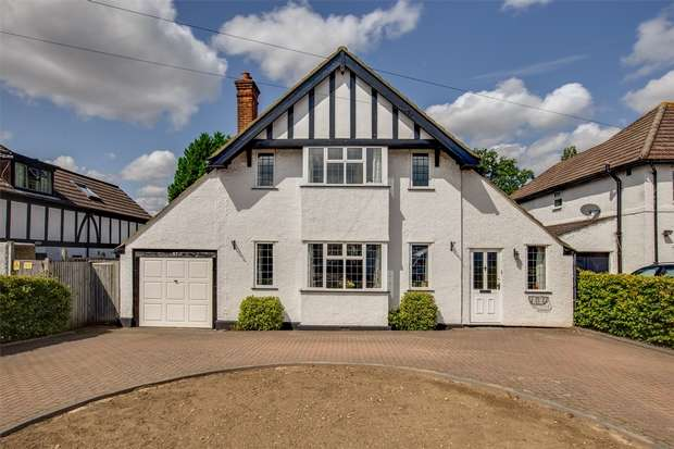 4 Bedrooms Detached House for sale in Syke Ings, Richings Park, Buckinghamshire